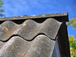 asbestos cement roofing shingles