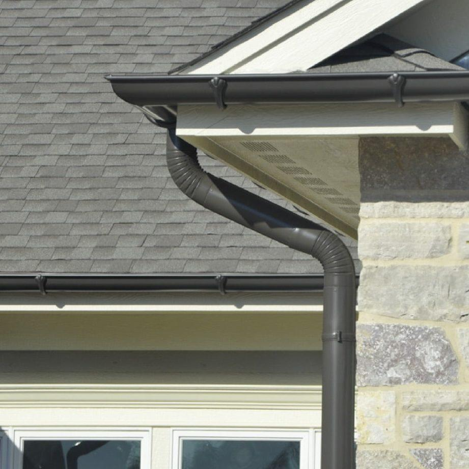 How to install gutters DIY