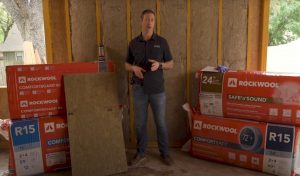 Advatages of the Rockwool insulation